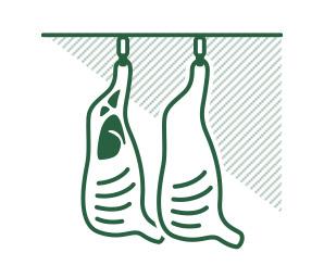 枝肉の冷蔵冷凍保管 に関する業務