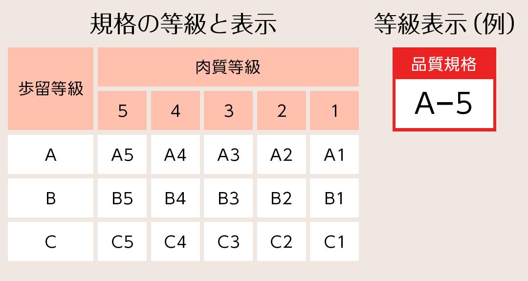 display of grade